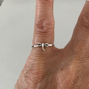 Jewelry - 💍NEW💍 Sterling Silver Tiny Dragonfly Ring
